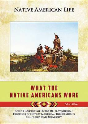 What The Native Americans Wore - Native American Life
