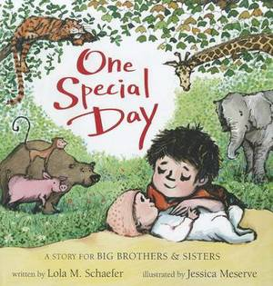 One Special Day: A Story for Big Brothers & Sisters
