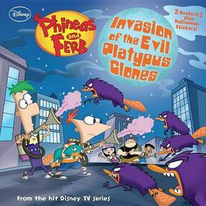 Invasion of the Evil Platypus Clones / Night of the Giant Floating Baby Head