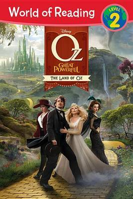 Oz the Great and Powerful: The Land of Oz