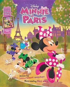Minnie Minnie in Paris: Purchase Includes Disney eBook!