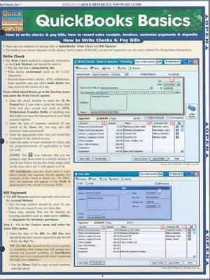 QuickBooks Basics Reference Guide