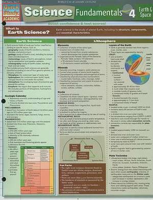 Science Fundamentals 4 - Earth & Space