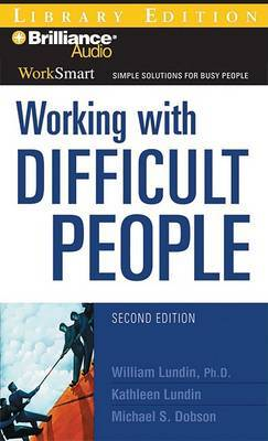 Working with Difficult People: Library Edition