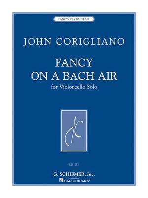 Fancy on a Bach Air: Violoncello Solo