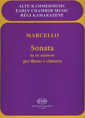 Sonata in D Minor, Op. 2, No. 2: Flute and Guitar