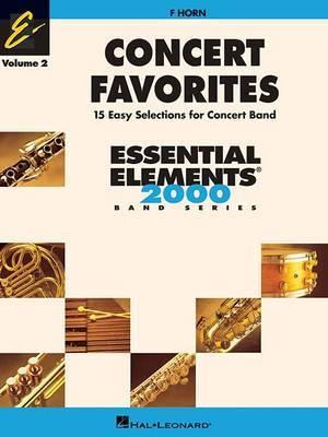 Concert Favorites: F Horn
