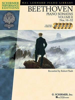 Ludwig Van Beethoven: Piano Sonatas: Volume 2