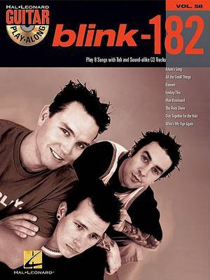 Guitar Play-Along Volume 58: Blink-182