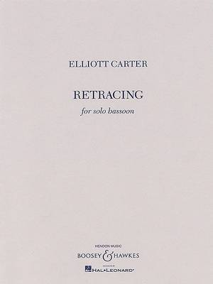 Retracing: For Solo Bassoon