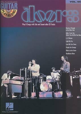 The Doors: Guitar Playalong  (Book and CD): v. 65