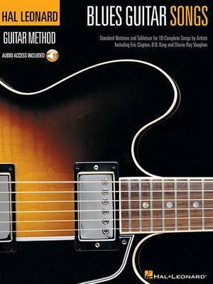 Hal Leonard Guitar Method: Blues Guitar Songs (Tab)