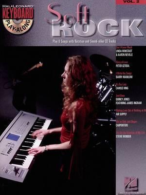 Keyboard Play-Along: Soft Rock: Volume 2