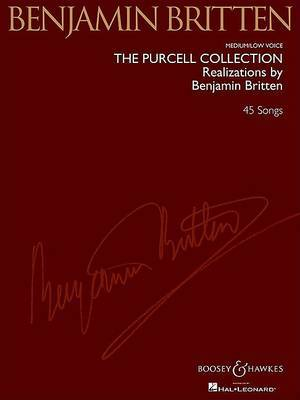 The Purcell Collection: Realizations by Benjamin Britten
