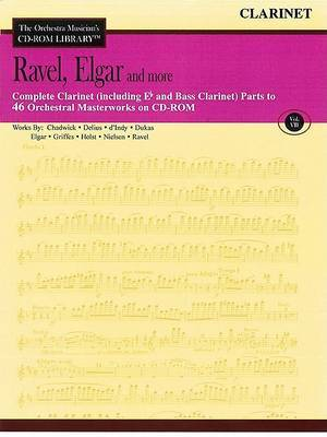 Ravel, Elgar and More: Clarinet