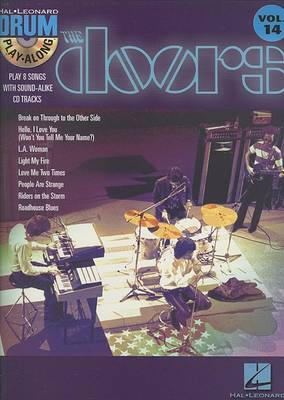 The Doors: Drum Play-Along: Volume 14