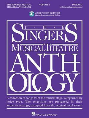 The Singer's Musical Theatre Anthology: Soprano Book