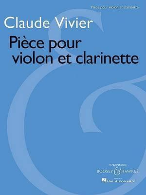 Piece Pour Violon Et Clarinette