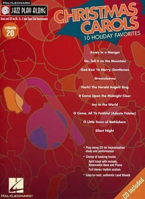 Jazz Playalong: Christmas Carols: v. 20
