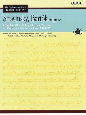Stravinsky, Bartok and More: Oboe