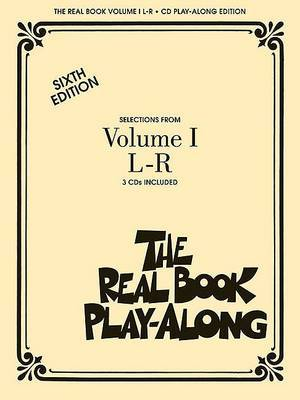 The Real Book Play-Along Volume 1 L-R 3cd Set