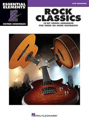 Rock Classics: Late Beginner