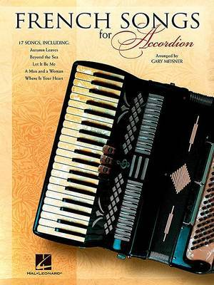 French Songs for Accordion