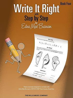Write it Right with Step by Step Book 4