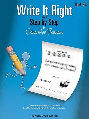 Edna Mae Burnam: Write It Right - Book 6