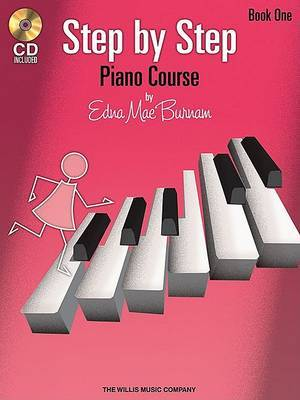 Step by Step Piano Course Book 1