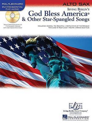 Irving Berlin's God Bless America & Other Star-Spangled Songs: Alto Sax