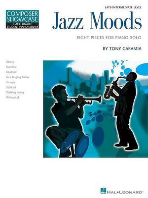 Jazz Moods: Hal Leonard Student Piano Library Composer Showcase Level 5