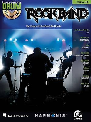 Drum Play-Along Volume 19: Rock Band
