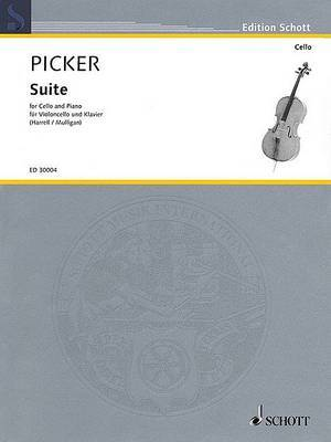 Suite for Cello and Piano