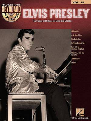 Keyboard Play-Along Volume 15: Elvis Presley