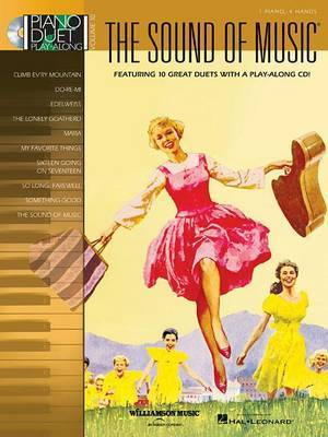 Piano Duet Play-Along: The Sound of Music: Volume 10