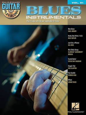 Guitar Play-Along: Blues Instrumentals: Volume 91