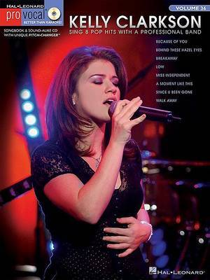 Pro Vocal: Kelly Clarkson: Volume 15