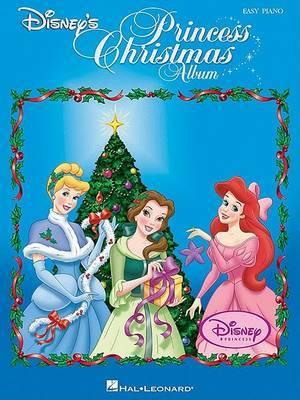 Disney's Princess Christmas Album: Easy Piano