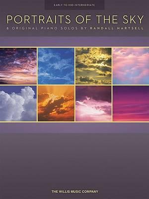 Portraits of the Sky: 8 Original Intermediate Piano Solos : Early to Mid-Intermediate
