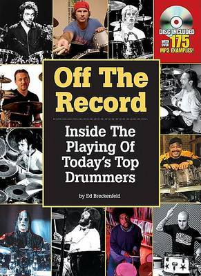 Ed Breckenfeld: Off the Record