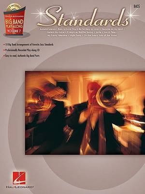 Big Band Play-Along Volume 7: Standards - Bass Guitar