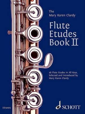 Flute Etudes II: 48 Flute Etudes in All Keys