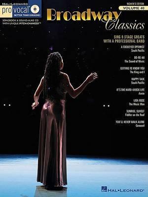 Broadway Classics: Women's Edition