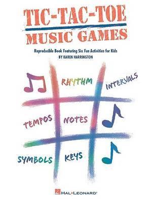 Tic-Tac-Toe Music Games