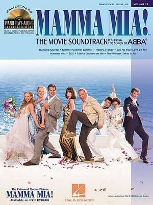 Piano Play-Along: Mamma Mia! The Movie Soundtrack: Volume 73