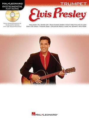 Hal Leonard Instrumental Play-along: Elvis Presley (Trumpet)
