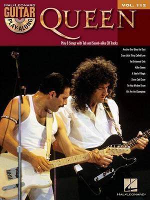 Guitar Play-Along Volume 112: Queen