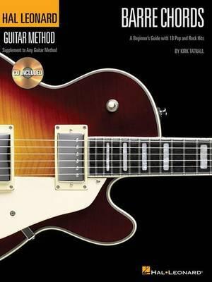 Hal Leonard Guitar Method: Barre Chords