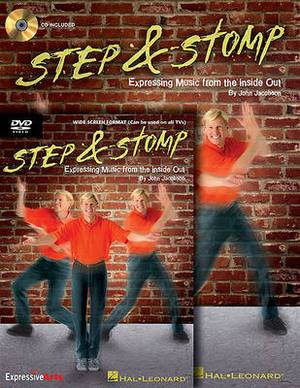 Step and Stomp: Expressing Music from the Inside out